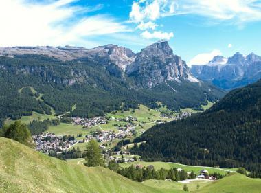 Středisko Pedraces v italských Dolomitech se představuje