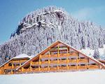 Italský aparthotel Princess v zimě